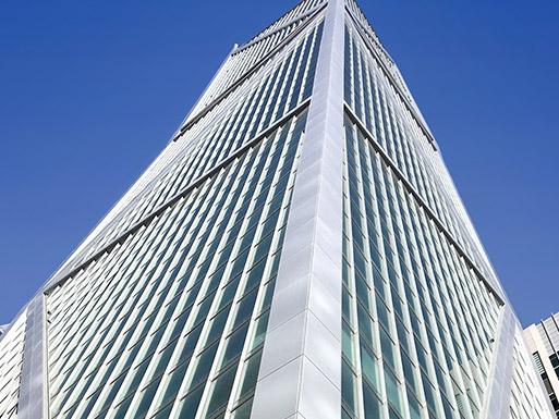 181 Fremont, glass facade, benson industrires