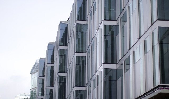 Knight Cancer Institute, Portland Oregon, Benson Industries, Glass Facade