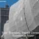 Salesforce Tower, Transbay Transit Center, Pelli Clarke Pelli Architects, Benson Industries, San Francisco, CA