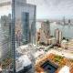 Benson Industries, Four World Trade Center, Glass building, curtainwall, New York City