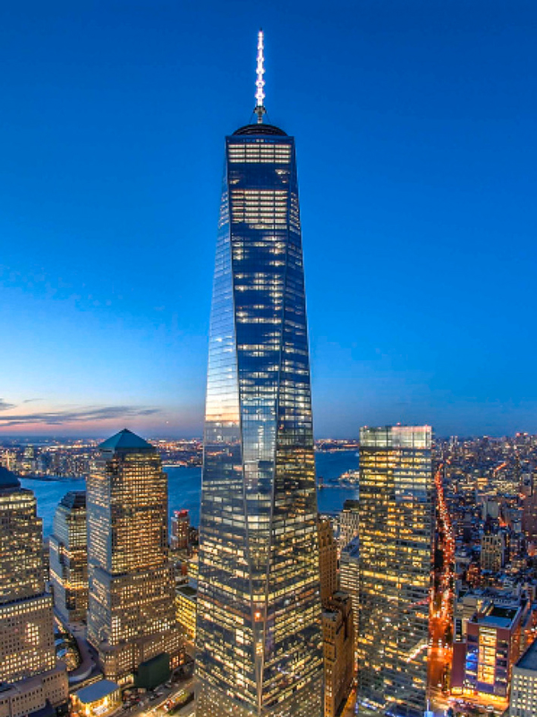 Largest Leed Certified Buildings Include One World Trade Center And