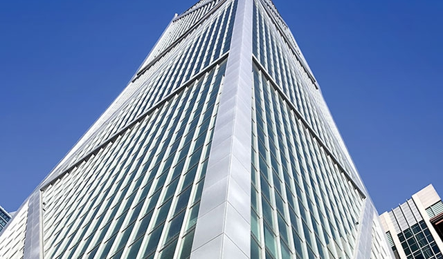 181 Fremont, USGlass Magazine, Green Design Award Winner, San Francisco, Curtainwall, Facade