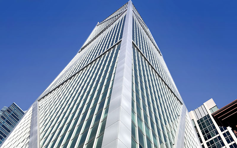 181 Fremont, USGlass Magazine, Green Design Award Winner, San Francisco, Curtainwall, Facade