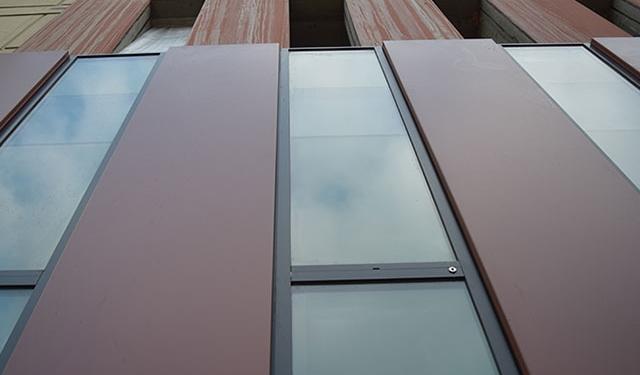 The Portland Building, Portland, Oregon, Benson Industries, Install, Facade, Curtain wall