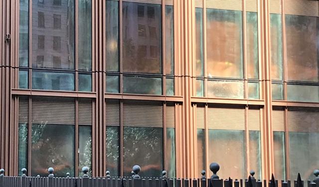 74 Trinity Place, New York City, Curtain Wall, Facade, onsite